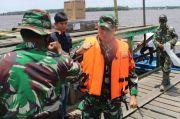 Satgas TMMD Sampit Tuntaskan Perbaikan Jembatan Babirah