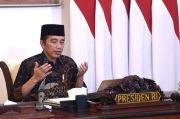 Gercep! Jokowi Akhirnya Terima Naskah Akhir UU Cipta Kerja