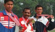 Mengenang Eduardus Nabunome, Peraih Hattrick Medali Emas SEA Games