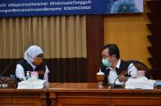 Khofifah Bersyukur RSUD dr Soetomo Raih Penghargaan RS Paling Berkomitmen JKN