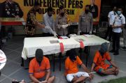 Polisi Gerebek Penombok Togel Beromzet Rp400.000 per Hari