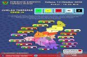 Hingga 14 Oktober, Jumlah Pasien Sembuh COVID-19 di Tapsel 51 Orang