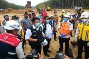 Pembangunan Ruas Tol Palembang-Betung Mulai Digarap