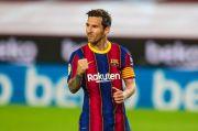 Pulihkan Kebugaran, Barcelona Ingin Parkir Messi Akhir Pekan Ini