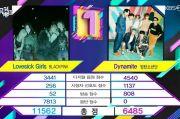 BLACKPINK Raih Kemenangan ke-4 untuk Lovesick Girls di Music Bank