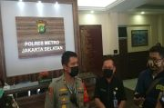 Polres Jaksel Jaga Pusat Perbelanjaan saat Aksi Demo UU Cipta Kerja