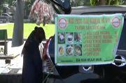 Demi Bertahan Hidup Selama Pandemi COVID-19, Pedagang Kaki Lima di Kota Mataram Banting Harga