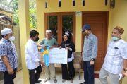 20 Tahun Tempati Rumah Gubuk, Pasangan Tunanetra di Kuta Baro Terima Rumah Bantuan Pemerintah Aceh