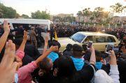 Protes Raja Tak Berhenti, Thailand Larang Demonstrasi