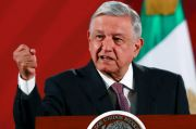 Eks Menhan Dicokok AS, Presiden Meksiko Bersumpah Akan Bersih-bersih
