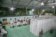 Doa Bersama dan Ziarah, Relawan Ingin Eri-Armuji Menang Elegan