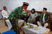 Rangkaian HUT ke-75, Tokoh Agama Gelar Doa Bersama untuk Kemajuan TNI