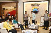 Bertemu BEM, Kapolda Jateng: Pembubaran Demo Sesuai Protap