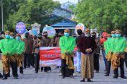 Kirab Budaya Tandai Pedagang Masuk Pasar Klewer Timur
