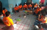 Ribuan Warga Bergabung Jadi Relawan TPS Anir-Lutfi