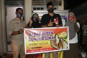 No Settingan, No Kaleng-Kaleng! Orderan Kebab Durian Meroket Usai Dikunjungi Bobby