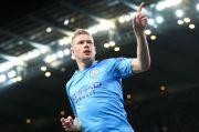 Jelang Manchester City vs Arsenal: Skenario Guardiola Tanpa De Bruyne!