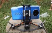 Ngeri-Ngeri Sedap, Poco X3 NFC Terbang di Atas Drone Balap!
