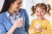 Cukupi Nutrisi si Kecil di Masa Pandemi