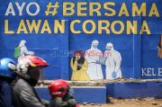 Kasus Corona di Jakarta Belum Terkendali