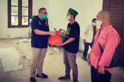 Ditkrimsus Polda Metro Jaya Berikan Bantuan 500 Paket Sembako ke GPII,GPI, dan PII
