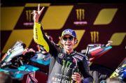 Rossi Beruntung Tak Dikarantina di Aragon