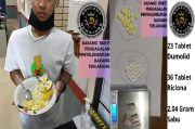 Selundupkan Sabu dalam Sayur Tahu, Seorang Pria Diamankan Petugas Lapas Banceuy