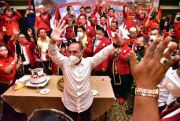 Perayaan HUT PBB, Gubernur Sumut : Suku Batak Banyak Ditakdirkan Jadi Orang Hebat