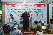 Jadi Viral, Sorban dan Jubah Tanda Dukungan Ulama untuk Bobby Nasution