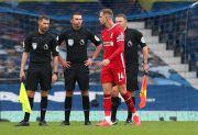 Henderson Sebut Kemenangan Liverpool telah Dirampok Wasit