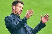 Simeone Pikirkan Bayern Dibandingkan Rayakan Kemenangan Atletico di La Liga