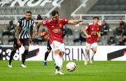 Bruno Fernandes Cetak Gol Krusial Man United di Markas Newcastle
