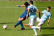 Cetak Gol Lagi, Luis Suarez Ungkap Kesan Diduetkan Pertama Kali dengan Costa