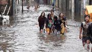 Banjir 1 Meter, Akses Sukabumi Selatan Kebon Jeruk Terputus Total