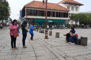 Objek Wisata Kota Tua Kembali Dibuka, Pengunjung Masih Sepi