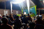 Disambut Antusias Warga Sungai Gelam, Haris Janji Bangun Stadion Olahraga