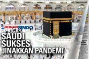 Saudi Sukses Jinakkan Pandemi