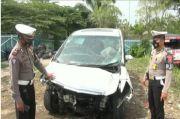 Mobil Ditabrak dari Belakang di Tol Cipali, Putra Sulung Amien Rais Alami Luka Berat