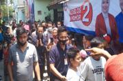Cawabup Bandung Lord Atep Makin Pede Blusukan Sapa Warga