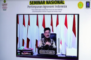 Mentan Ajak Peragi Wujudkan Pertanian Jadi Pilar Utama Kesejahteraan Indonesia