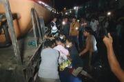 Diduga Asyik Nelpon Pacar Pakai Headset, Pemuda Medan Tewas Tergilas Kereta