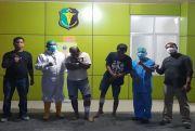 Coba Kabur, Dua Penjahat Rersidivis Dipelor Reskrim Polsek Delitua