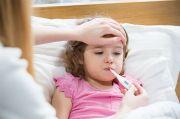 Waspada! Gejala COVID-19 pada Anak Cenderung seperti Flu