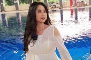 Perayaan HUT MNCTV, Dewi Perssik Siapkan Kejutan dari Kolam Sedalam 16 Meter