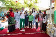 FoodCycle Indonesia Bagikan 15.000 Sarapan Bergizi Anak Indonesia