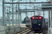 Sempat Dihentikan karena Ada Demo, Operasional MRT Sudah Berjalan Normal