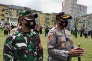 Cegah Demo Anarkis di Ibu Kota, Kapolres dan Dandim Jakbar Gandeng RT/RW