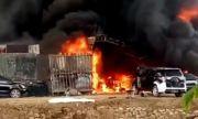 Sembarang Buang Puntung Rokok, 16 Mobil dan 2 Sepeda Motor Ludes Terbakar