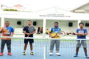 Aminullah/Tio Lana Juara Tenis Lansia Campuran Tahun 2020