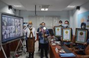 Leprid Apresiasi Silaturahmi Virtual 1.260 Orang Tua Maba FE Unnes